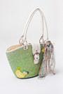 Chartreuse-alyssa-nicole-bag