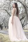 Light-pink-alyssa-nicole-dress