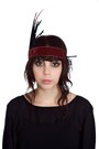 Crimson-feather-crown-alyssa-nicole-accessories