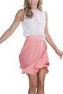 Salmon-alyssa-nicole-skirt