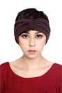 Black-turban-alyssa-nicole-accessories