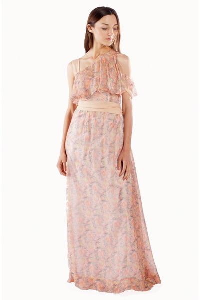 pink Alyssa Nicole dress