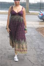 Forever-21-dress-converse-shoes