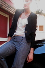 Black-forever-21-jacket-white-collective-concepts-shirt-blue-forever-21-jean
