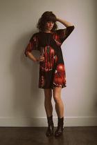 thrfited mossimo dress