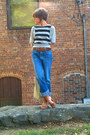 Vintage-jordache-jeans-vintage-shirt