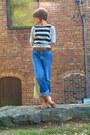 Vintage-jordache-jeans-vintage-shirt