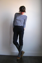 Rodarte for Target shirt - thrifted pants - vintage from Ebay shoes