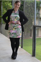 black Black Milk Clothing leggings - light purple H&M dress