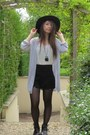 Black-cut-out-boots-linzi-or-bershka-boots-black-felt-asos-hat