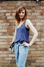 Ivory-vintage-bag-eggshell-primark-heels-light-blue-chambray-warehouse-pants