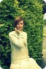 Bronze-topshop-boots-camel-topman-sweatshirt-off-white-vintage-skirt-turqu