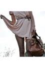 Dark-brown-vogue-boots-light-pink-diy-dress-tawny-blanco-bag-dark-brown-vi