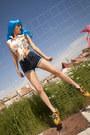 Blue-wig-wonderland-wigs-hat-carrot-orange-lavish-alice-blouse