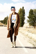Now I Style jacket - Boodwah shorts - Mister Spex sunglasses