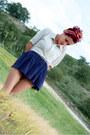 Vintage-scarf-vintage-blouse-vintage-skirt