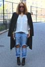 Black-aldo-boots-black-long-bcbg-coat-sky-blue-distressed-h-m-jeans