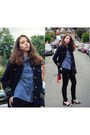 Stradivarius-jeans-stradivarius-jacket-rosegal-shirt-primark-sandals