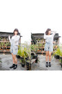 Black-decimal-shoes-periwinkle-dungaree-topshop-shorts