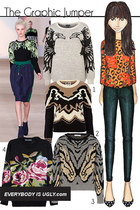 Sweaters: All The Sweaters You'll Ever Need For The Rest Of 2012