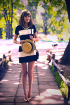 Ebay hat - Oasis dress - Michael Kors bag - Marc Jacobs flats