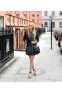 New-look-dress-stradivarius-jacket-bershka-sandals