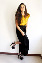 Zara skirt - Mango shirt