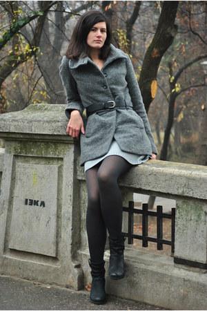 pull&bear cardigan - Bershka skirt
