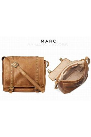 beige Marc by Marc Jacobs bag