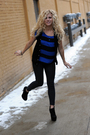 Black-american-apparel-vest-blue-bdg-top-gray-bdg-jeans-black-steve-madden