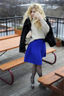 Jeffrey-campbell-boots-liz-claiborne-coat-sweater-american-apparel-skirt