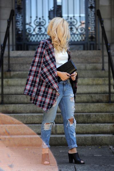 lulus coat - Chinese Laundry shoes - BDG jeans - BCBG bag - vegan lulus top
