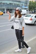 H&M hat - pull&bear sunglasses - Converse sneakers