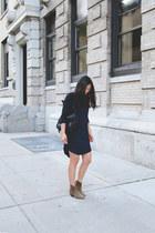 Isabel Marant boots - Kahlo dress