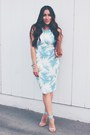 Sky-blue-palm-print-twintreasuresclothingboutique-dress
