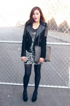 black JollyChic jacket