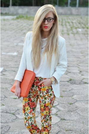 jeans - blazer