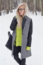 coat coat - sweater