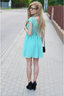 Mint-dress