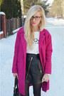 Boucle-coat-coat-skirt