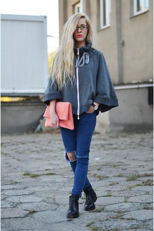 bag - hoodie - watch