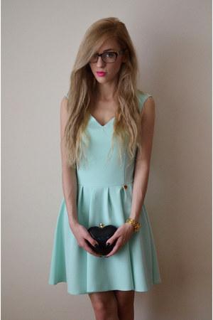 mint dress dress