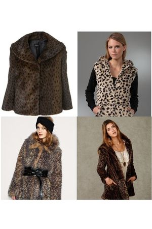 brown Topshop coat - brown Sauce coat - brown asos coat - brown free people coat