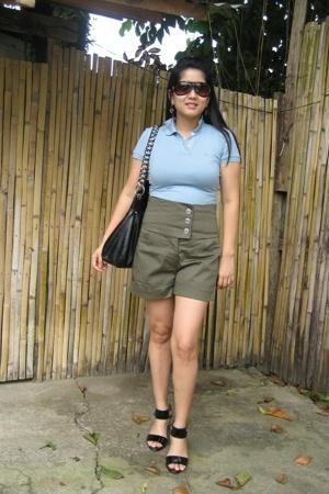 Lacoste Pique blouse