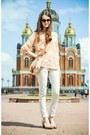 Zara-jeans-jennyfer-shirt-promod-bag-h-m-sunglasses-aldo-sandals
