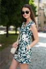 Off-white-mini-h-m-bag-gray-metallic-parfois-sunglasses