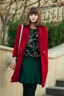Black-fringe-asos-boots-brick-red-wool-zara-coat-off-white-crossbody-h-m-bag