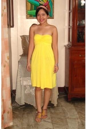 landmark dress - Celine shoes