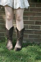 loblan shoes - Urban Behaviour skirt