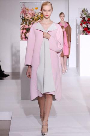 Jill Sander Fall 2012 coat